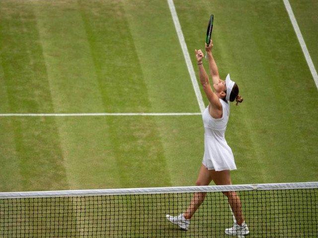 Simona Halep, locul 4 in clasamentul WTA, dupa victoria de la Wimbledon