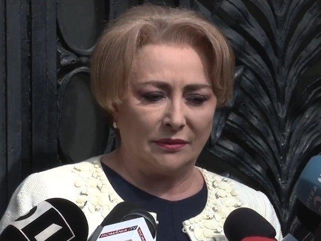 """Dancila: """"Daca PSD nu ajunge in turul II la alegeri, cu siguranta se impune o demisie a mea"""""""