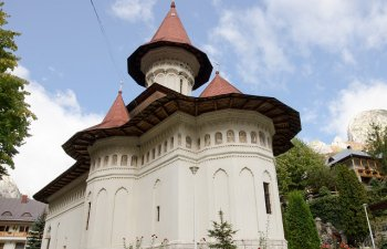 Guvernul va interveni, in regim de urgenta, pentru inlaturarea efectelor incendiului care a afectat Manastirea Ramet