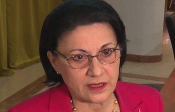 Deputat USR, scrisoare deschisa catre Dancila: Va solicit sa o demiteti pe Ecaterina Andronescu