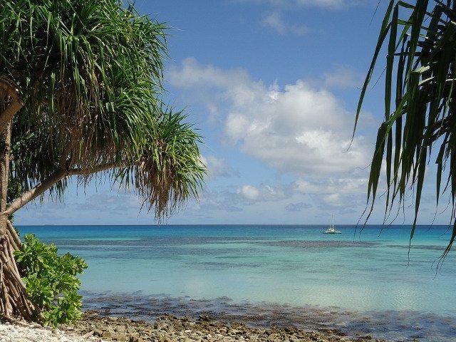 Unele insule din Oceanul Pacific manifesta rezistenta la schimbarile climatice, arata un studiu