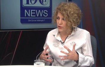 Carmen Avram, dupa interventia europarlamentarului Tudorache (PLUS) in PE: A  fost jenant, stanjenitor, rusinos