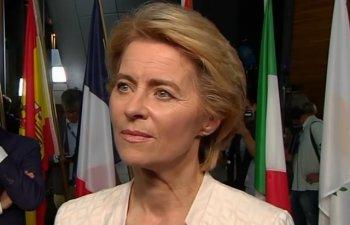 Ursula von der Leyen a fost aleasa presedinte al Comisiei Europene