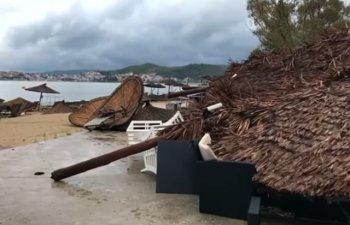 Noua atentionare de calatorie pentru Grecia: Ploi torentiale, furtuni, vant in rafale si grindina