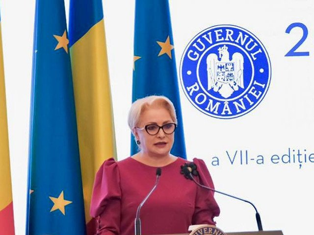 Dancila, despre Geoana: Ne bucuram sa fim reprezentati in NATO de un roman cu vasta experienta politica si diplomatica