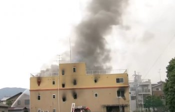 Cel putin 33 persoane au murit dupa ce un barbat ar fi dat foc la sediul unui studio de animatie in Kyoto/ VIDEO