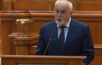 Vosganian: Declaratia lui Barna ca judecatorii CCR sunt varful de lance al penalilor este periculoasa