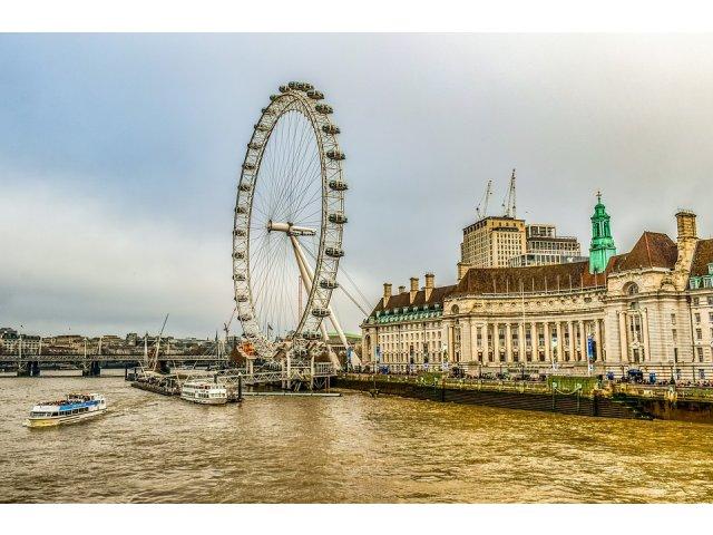 Londra, in topul oraselor preferate de catre turistii romani pentru vacanta de vara