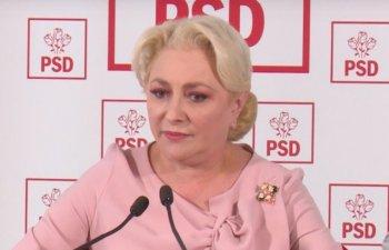 Dancila, despre Kovesi: As intreba daca presedintele Iohannis ar sustine o alta persoana care ar avea aceleasi probleme?