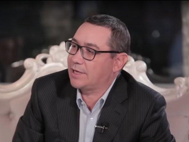 Victor Ponta: Romania are nevoie urgent de un Guvern mai bun