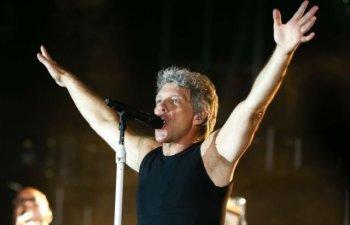 Bon Jovi isi cere scuze dupa concertul de la Bucuresti: