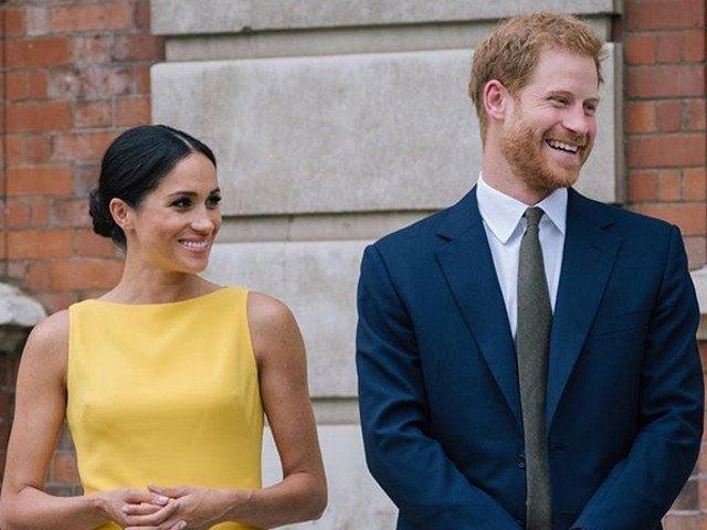 Printul Harry, mesaj romantic pentru sotia sa, de ziua de nastere
