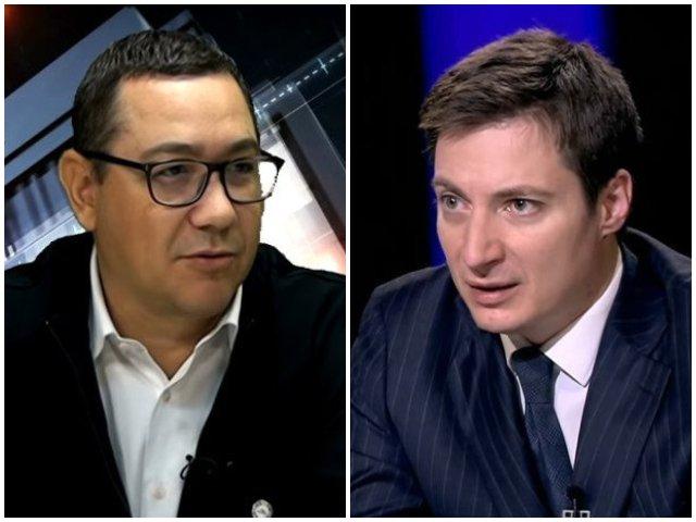 Andrei Caramitru, catre Ponta: Acum e chiar prea de tot baiatule. Ai devenit si tu inamicul absolut
