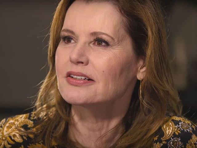 """Geena Davis povesteste cum un regizor i-a facut avansuri sexuale: """"Mi-a spus sa interpretez acea scena cu el"""""""