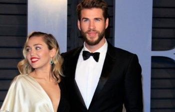 Miley Cyrus si Liam Hemsworth s-au despartit dupa 7 luni de casnicie