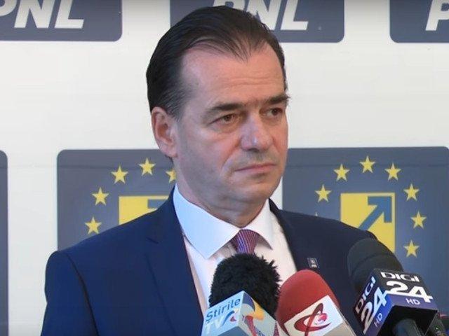Ludovic Orban, sef de campanie pentru alegerile prezidentiale