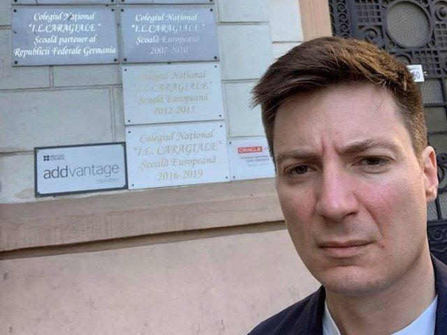 Andrei Caramitru: Presedintele ar trebui sa ceara scuze in numele statului pentru 10 august, Colectiv, Caracal, mineriade