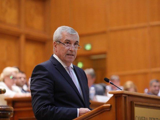Tariceanu: Bravo, Gabriela Firea! E primul pas, trebuie mers inainte!