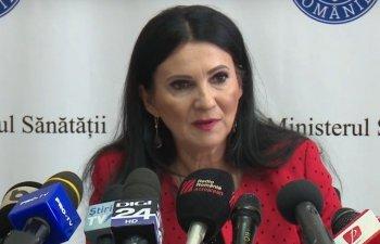 Sorina Pintea: Am cerut o verificare amanuntita si rapida a Corpului de Control la Spitalul de Psihiatrie Sapoca