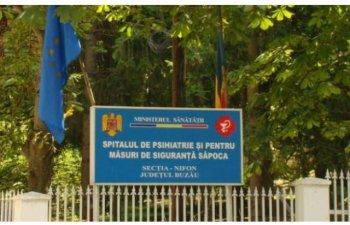 Managerul de la Spitalul de Psihiatrie Sapoca a demisionat. A fost inregistrat al cincilea deces