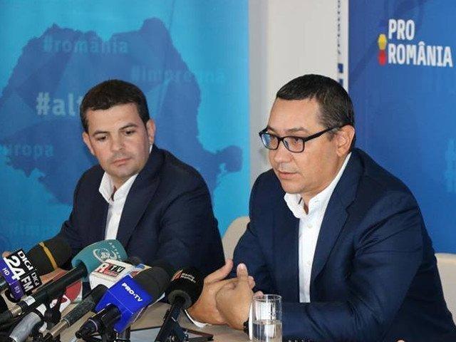 Daniel Constantin: Eu ca fondator al Pro Romania nu o sa fiu niciodata de acord sa facem vreo combinatie politica cu Tariceanu