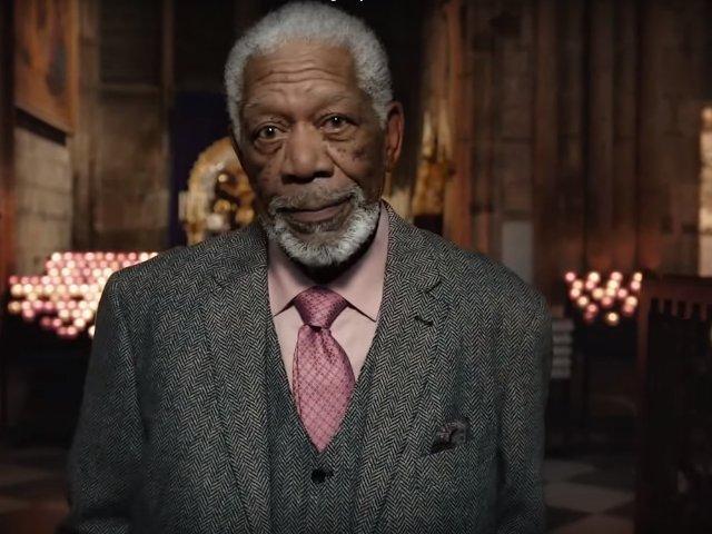 """Morgan Freeman, intrebat ce l-a determinat sa accepte ultimul rol: """"Banii"""""""