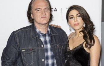 Sotia regizorului Quentin Tarantino este insarcinata