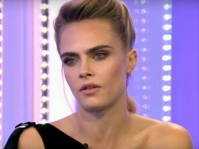 Cara Delevingne este cel mai bine platit model din Marea Britanie al anului 2018