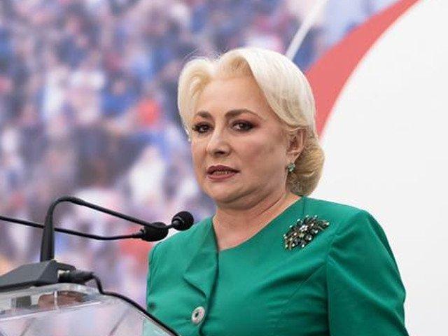 Dancila: Am credinta ca Romania va creste doar daca educatia va creste