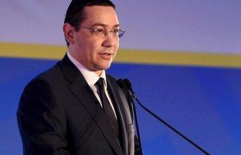 Ponta: Daca actualii conducatori nu se trezesc la realitate si vor duce guvernarea la dezastru, suntem obligati sa actionam