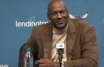 Baschetbalistul american Michael Jordan a donat 1 milion de dolari victimelor uraganului Dorian