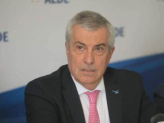"""Tariceanu: """"Melescanu isi pierde drepturile si calitatea de membru ALDE"""""""