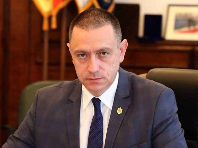 Fifor: Astazi inceteaza mandatul meu interimar la Ministerul Afacerilor Interne. Am incercat sa-mi fac datoria responsabil