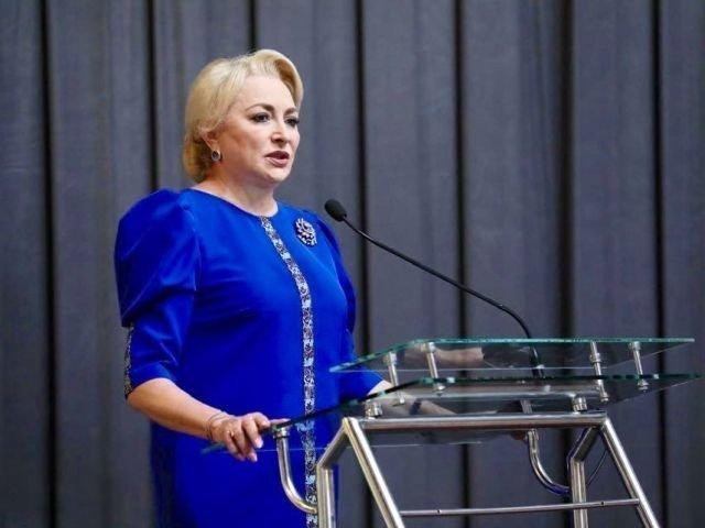 Dancila: Salut initiativa lui Teodorovici privind impozitarea suplimentara a pensiilor speciale. O masura justa/ VIDEO