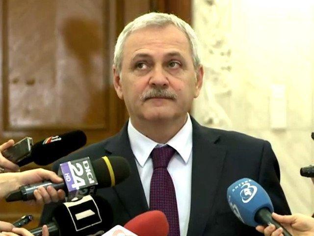 Liviu Dragnea a fost dus la Tribunalul Bucuresti ca martor in dosarul lui Valeriu Zgonea