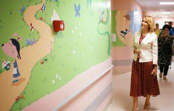 Firea: Spitalul clinic de copii