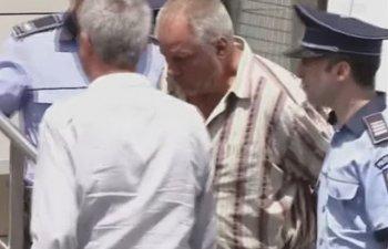 Gheorghe Dinca participa la reconstituirea in cazul disparitiei Alexandrei Macesanu
