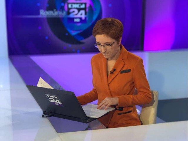 Alice Iacobescu a demisionat de la Digi24 dupa 7 ani