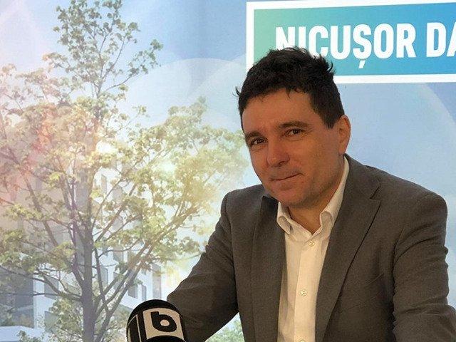 Nicusor Dan: M-am inscris in cursa interna a USR pentru Primaria Capitalei