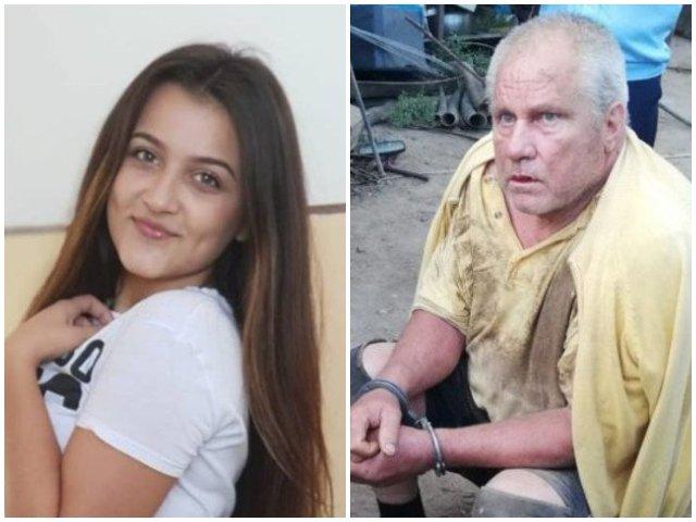 Anchetatorii au reluat reconstituirile cu Gheorghe Dinca pentru cazul disparitiei Luizei Melencu