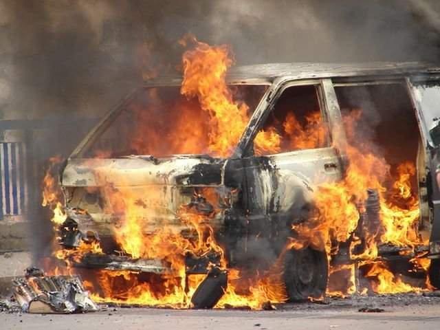 Un atentat cu o masina-capcana din Afganistan s-a soldat cu moartea a cel putin 10 persoane si alte 85 au fost ranite