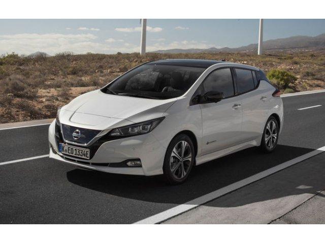 Nissan Leaf a ajuns la 250 de unitati vandute in Romania in primele 8 luni ale anului: modelul japonez este urmat de Renault Zoe