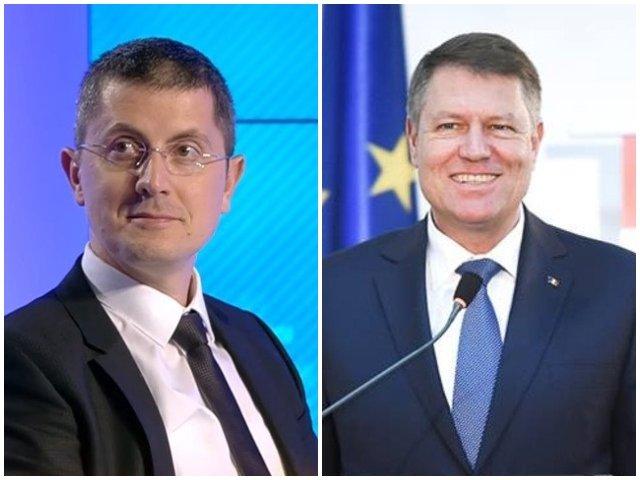 Dan Barna si Klaus Iohannis isi depun astazi candidaturile pentru alegerile prezidentiale
