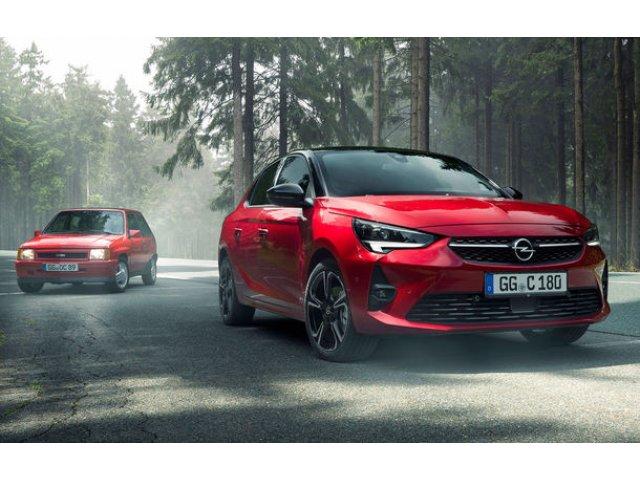 Atac la Ford Fiesta ST Line: Opel introduce nivelul de echipare GS Line pe noua generatie Corsa