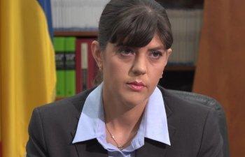Kovesi, pentru AP: Atacurile si presiunile la care am fost supusa in ultimii 2 ani arata ca voi rezista in continuare