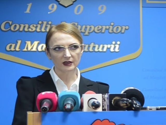 Lia Savonea: Am decis sa sesizez CCR cu un conflict juridic de natura constitutionala fata de actiunile Anei Birchall