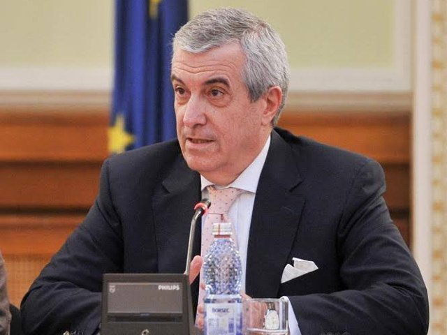 """Tariceanu: """"Eu am convingerea ca motiunea de cenzura va trece. O vad pe doamna Dancila foarte disperata"""""""