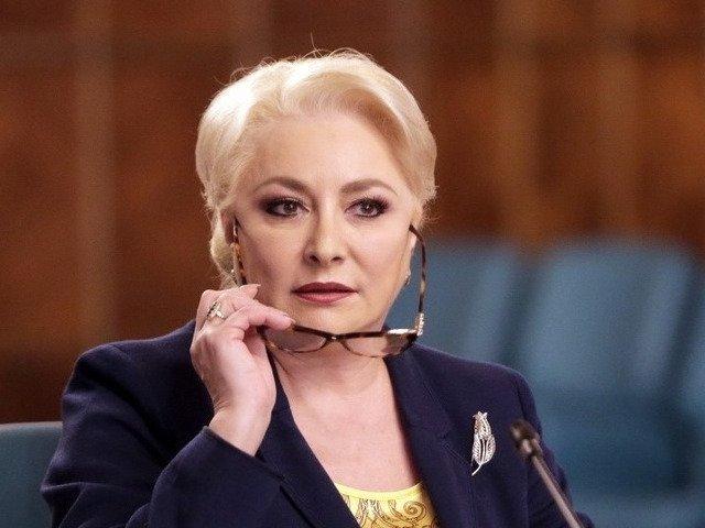 Dancila, in Parlament: Superficialitatea voastra este rusinoasa. Este jenant sa veniti astazi asa