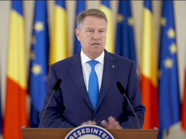 Klaus Iohannis, dupa adoptarea motiunii: Batalia cu PSD nu s-a incheiat aici