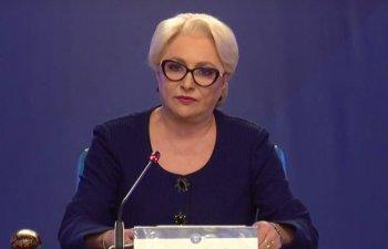 Dancila anunta ca PSD nu va participa la consultarile de la Palatul Cotroceni